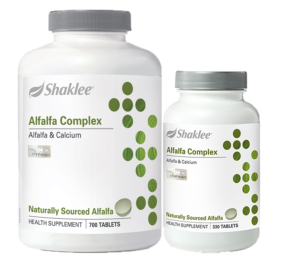 alfalfa complex pengedar shaklee chemor baizura bahar