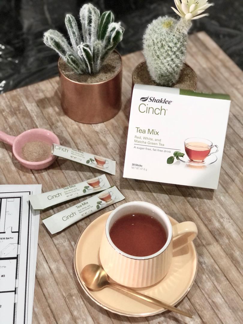 Cinch Tea Shaklee Pengedar Shaklee Chemor COD Shaklee Chemor 2