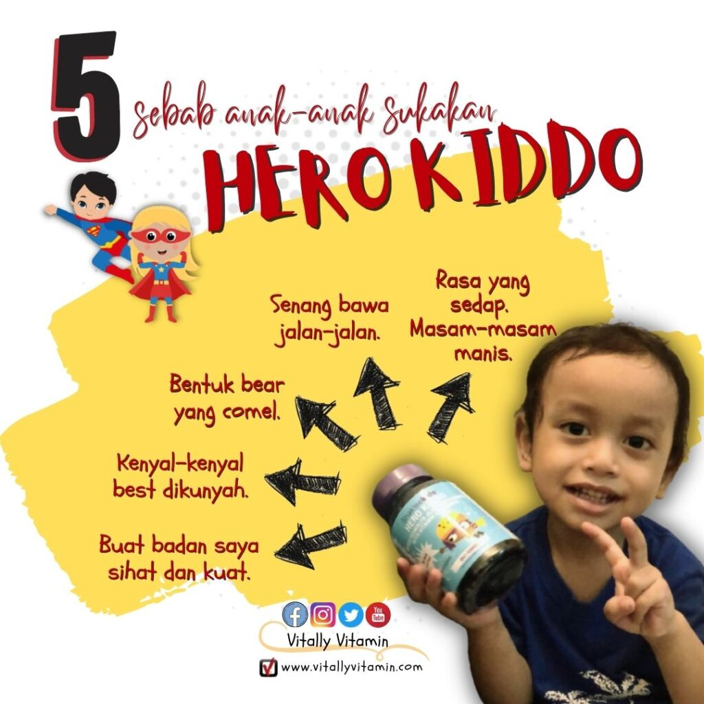hero kiddo shaklee