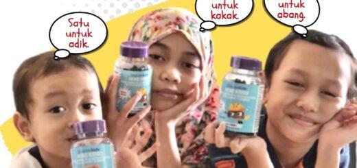 hero kiddo, pengedar shaklee chemor, vitally vitamin, baizura bahar